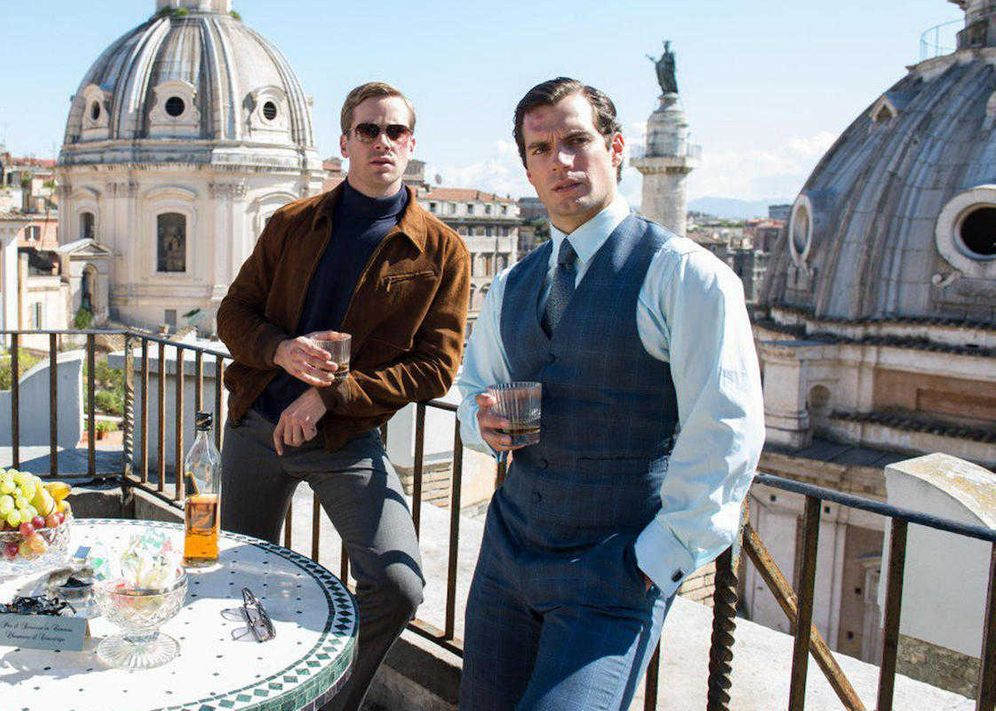 This Week We're Channelling: The Man from U.N.C.L.E. | The Rake