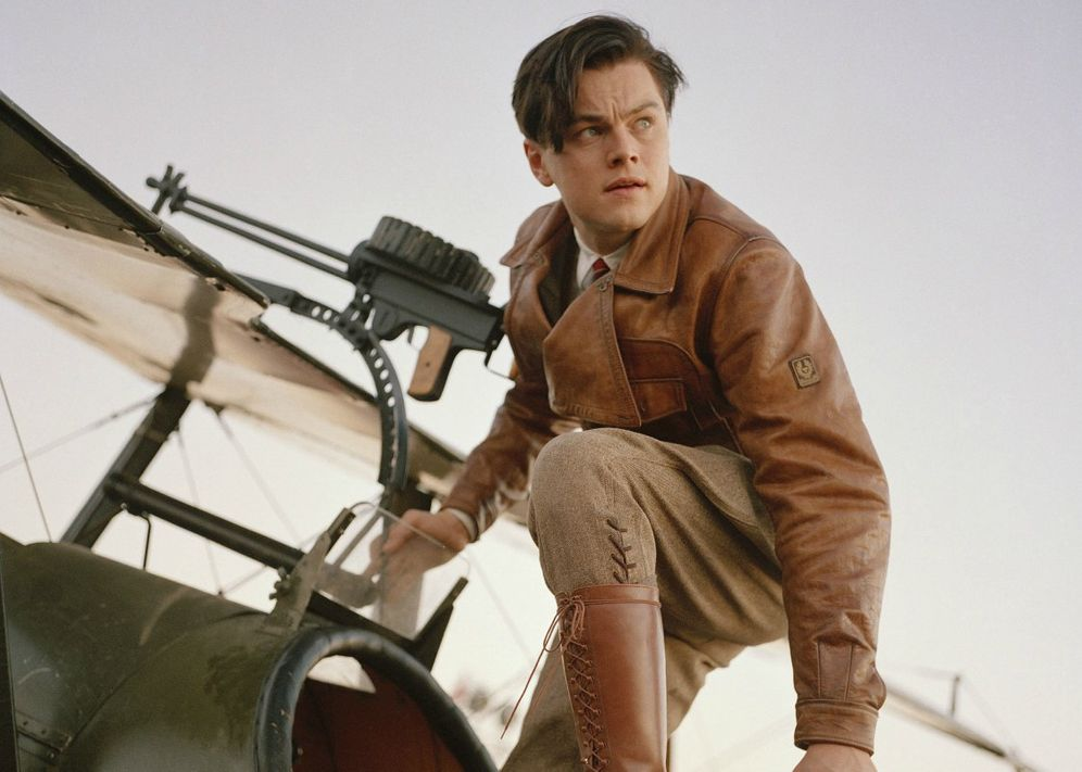 This Week We're Channelling: Howard Hughes in The Aviator | The Rake