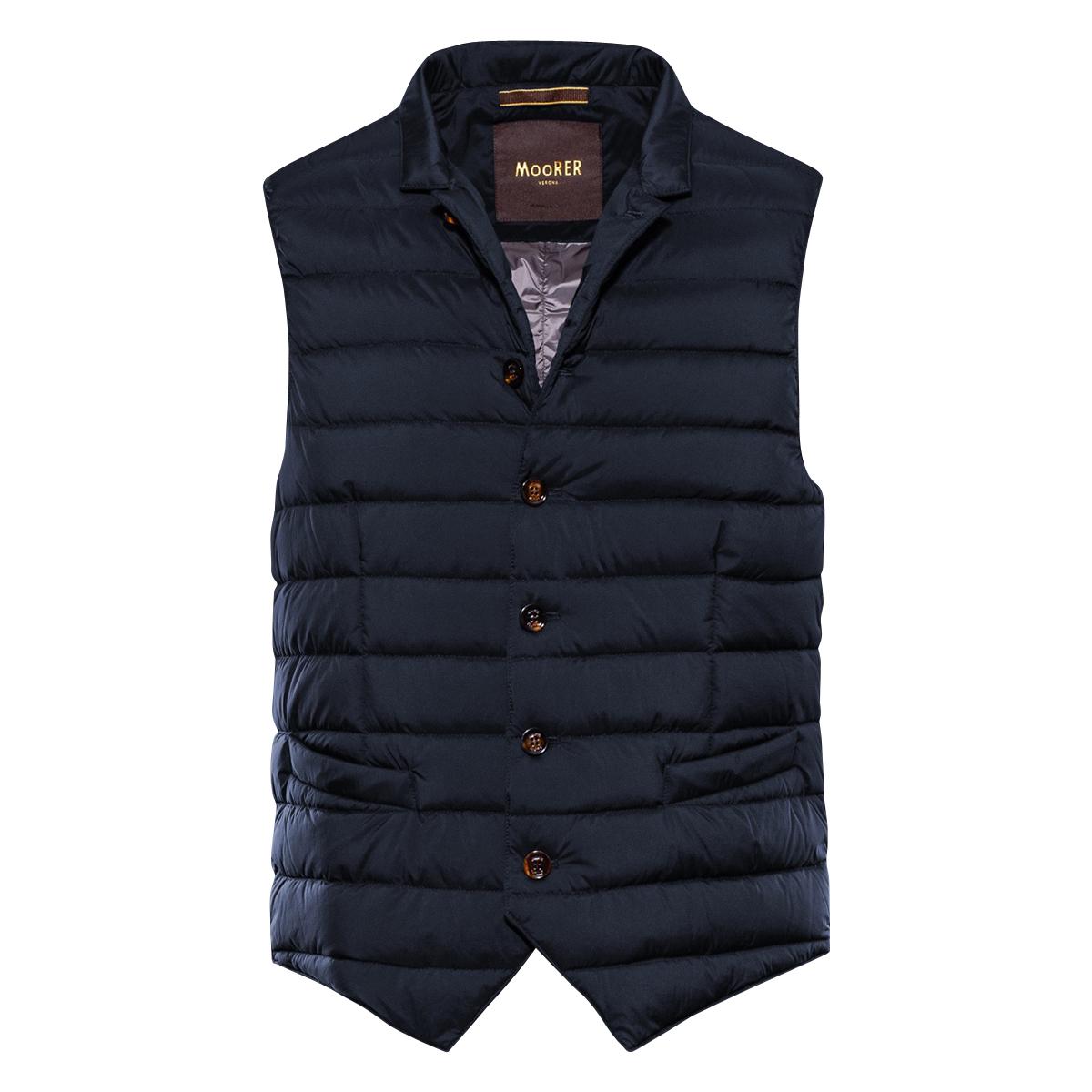 Dark Blue Sidney Vest