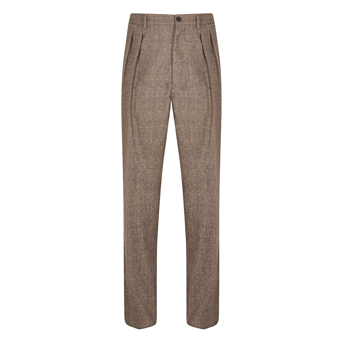 POW Double-Pleated Trouser