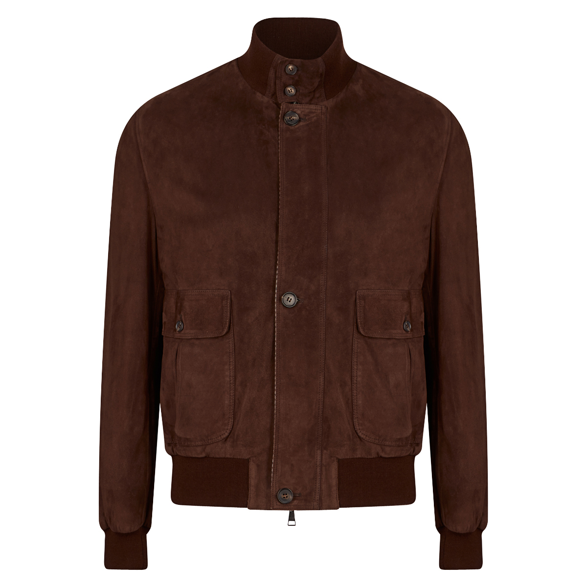 Brown Suede A1 Jacket