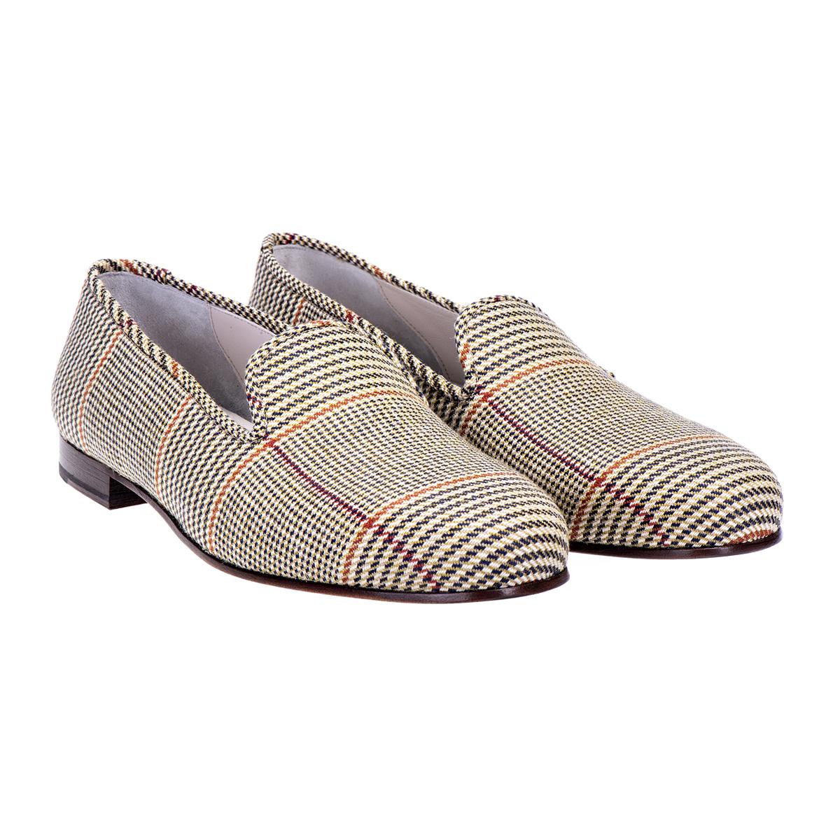Russell Tweed Slippers