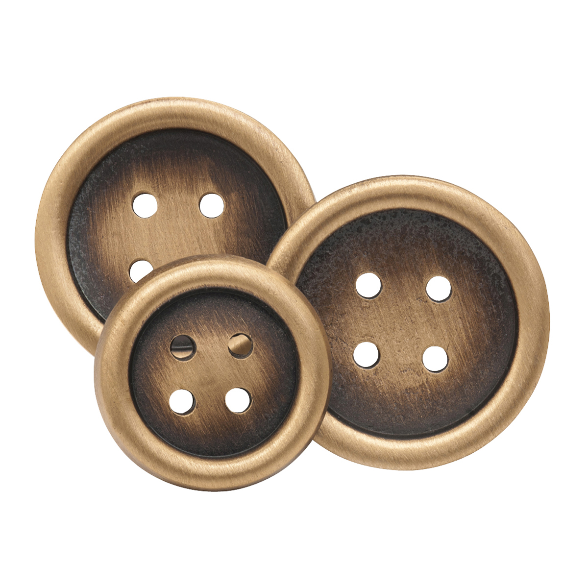 Four Hole In Single Breasted Blazer Button Set