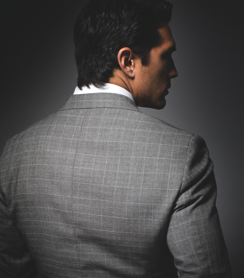 Suit back, The Rake