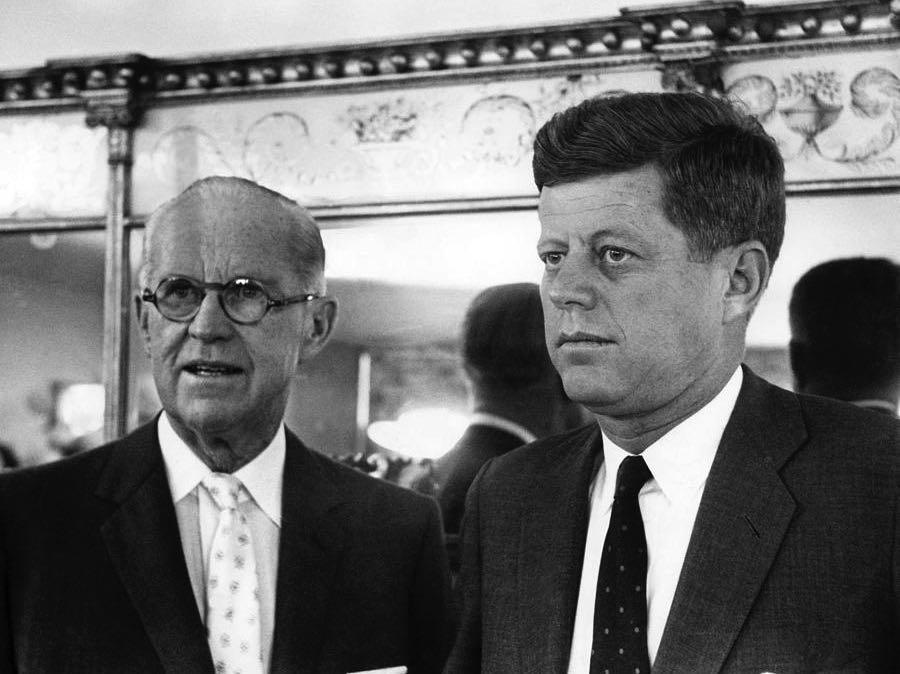 Rakish Dynasties: Joe and John F Kennedy | The Rake