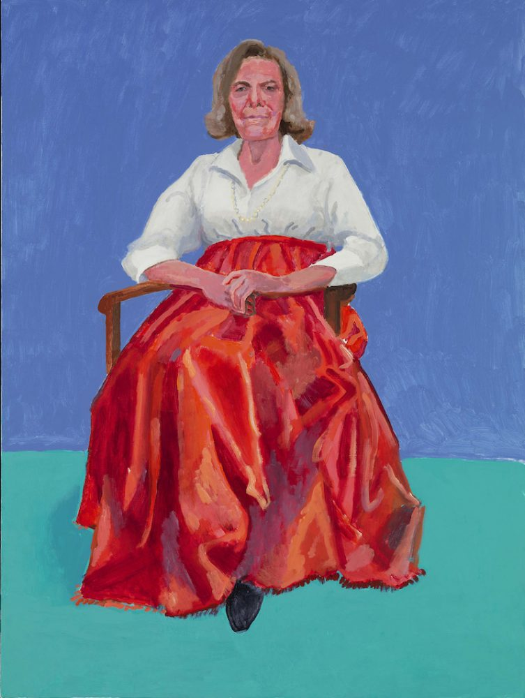 The Rake, Rita Pynoos, David Hockney, Royal Academy