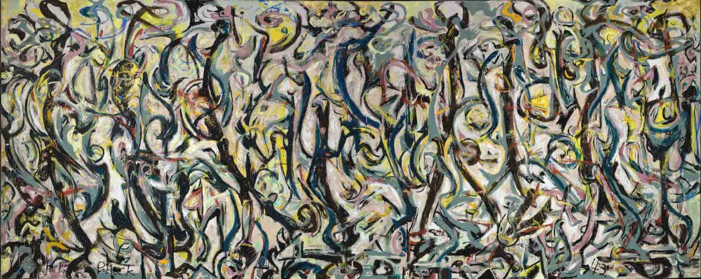 The Rake, Art, Abstract Expressionism, Jackson Pollock, Culture