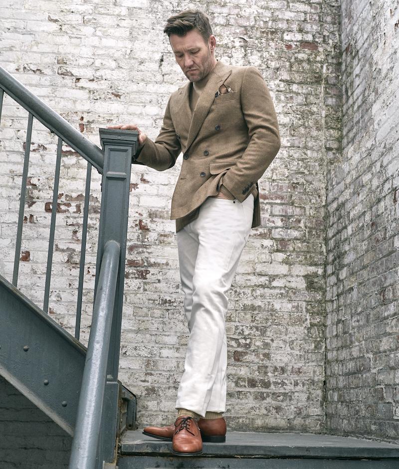 The     Rake, Joel Edgerton, Issue 49, Mens Style