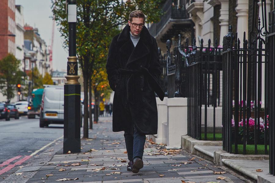 Motoluxe, Teddy Bear Coat, The Rake