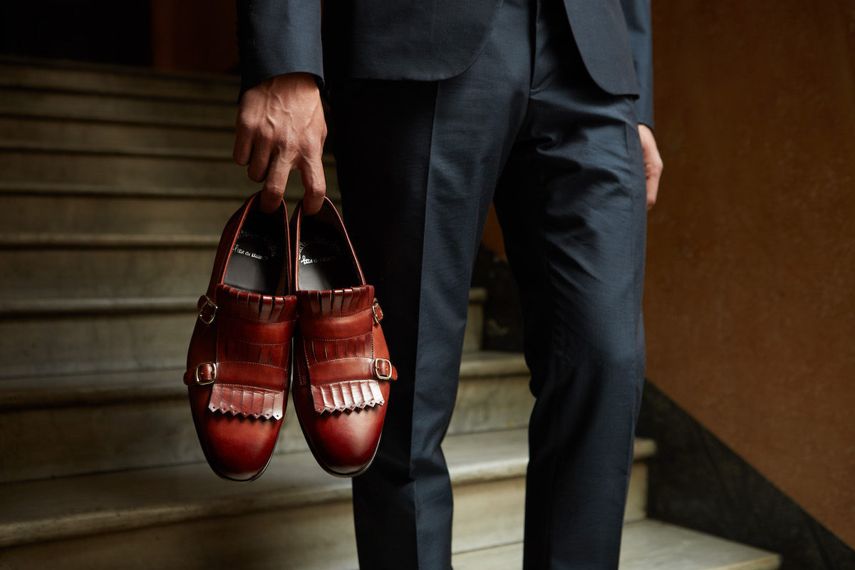 What Makes Santoni Shoes Special | The Rake