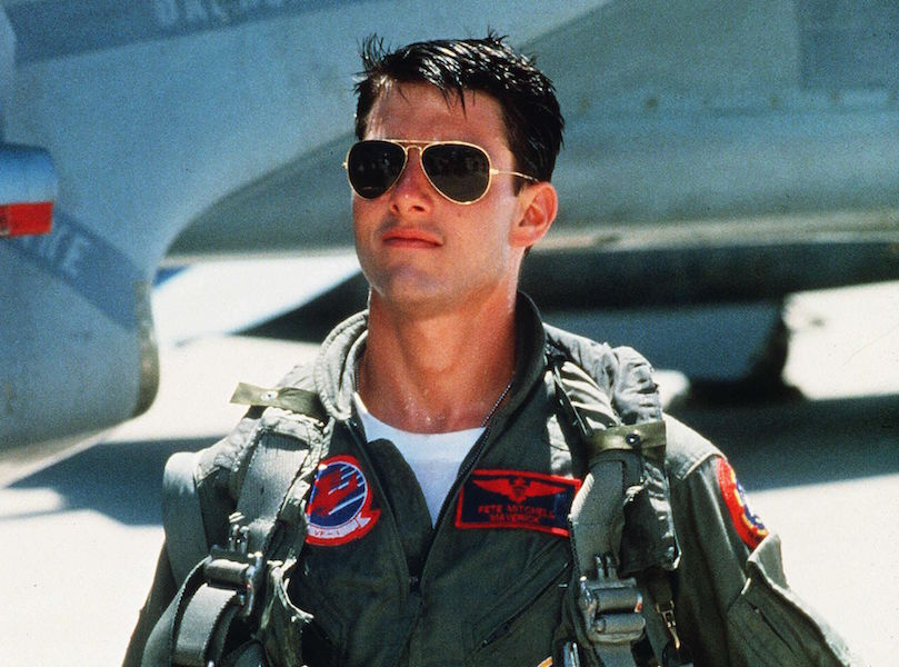 The     Rake, Top Gun, Ray Ban