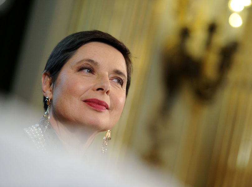 The     Rake, Isabella Rossellini, Cannes