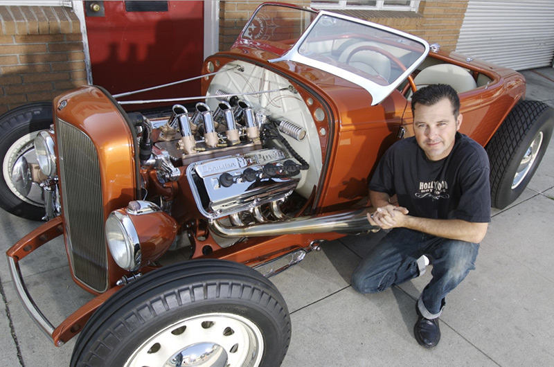 The     Rake, Hollywood Hotrods