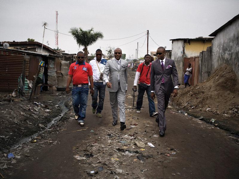 The Rake, Congo Sapeurs, Rebellion