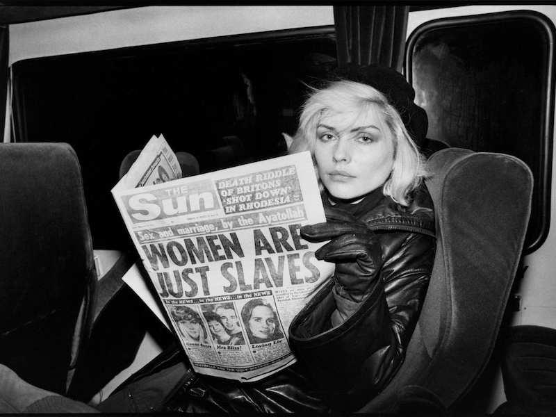 The Rake,     Debbie Harry