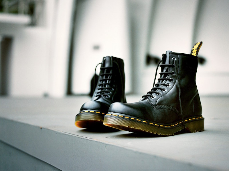 The Rake, Doc Marten Boots, Rebellion