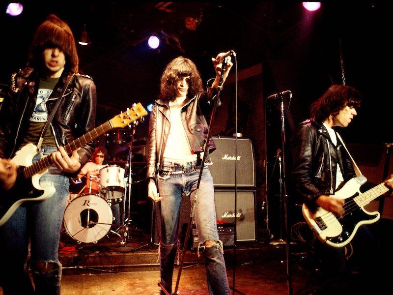 The Rake, Joey Ramone