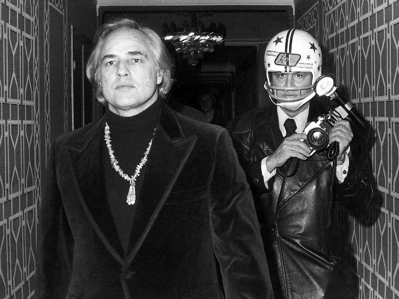The Rake,     Ron Galello, Marlon Brando