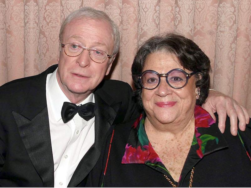 The Rake,     Elaine Kaufman, Michael Caine