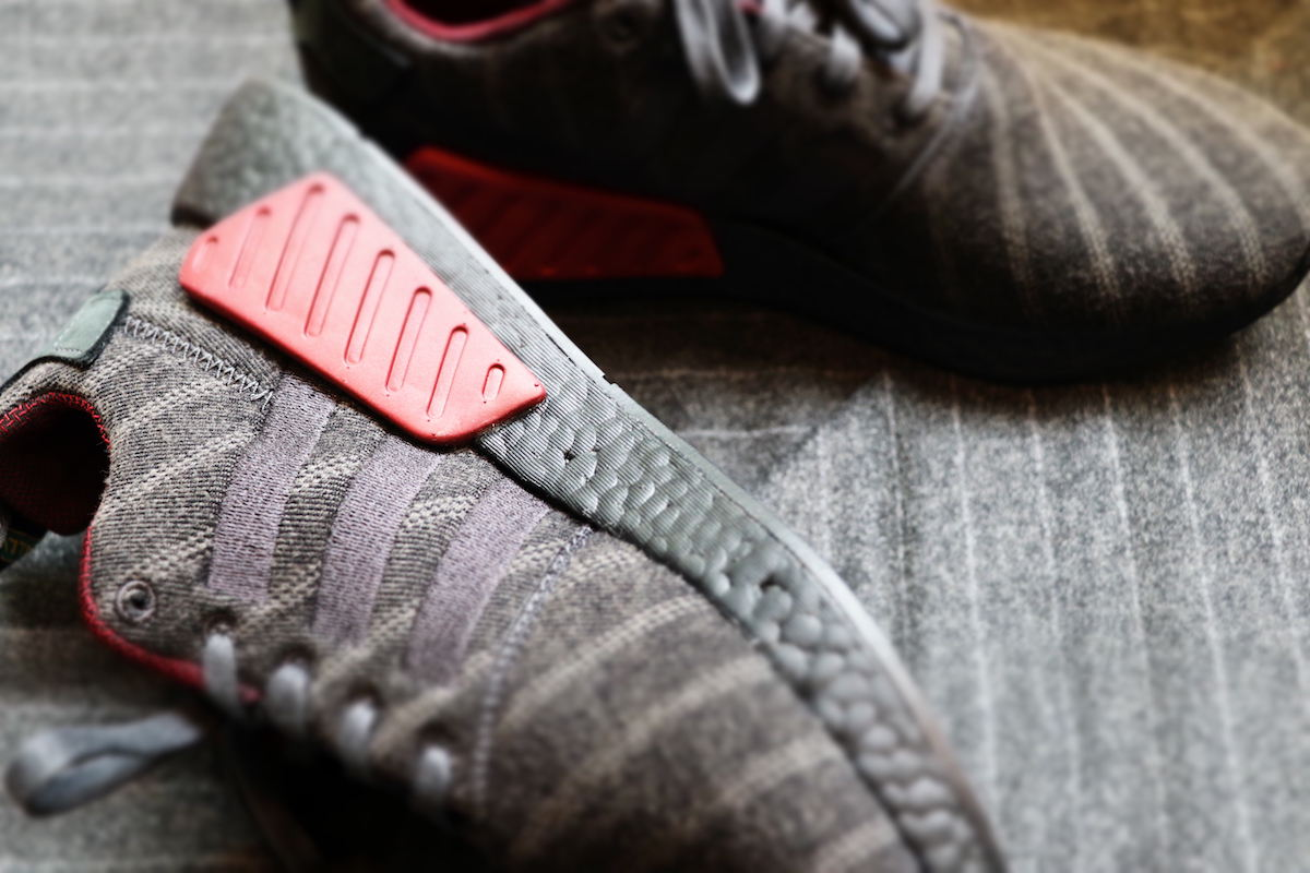 Henry Poole x Adidas: Merging