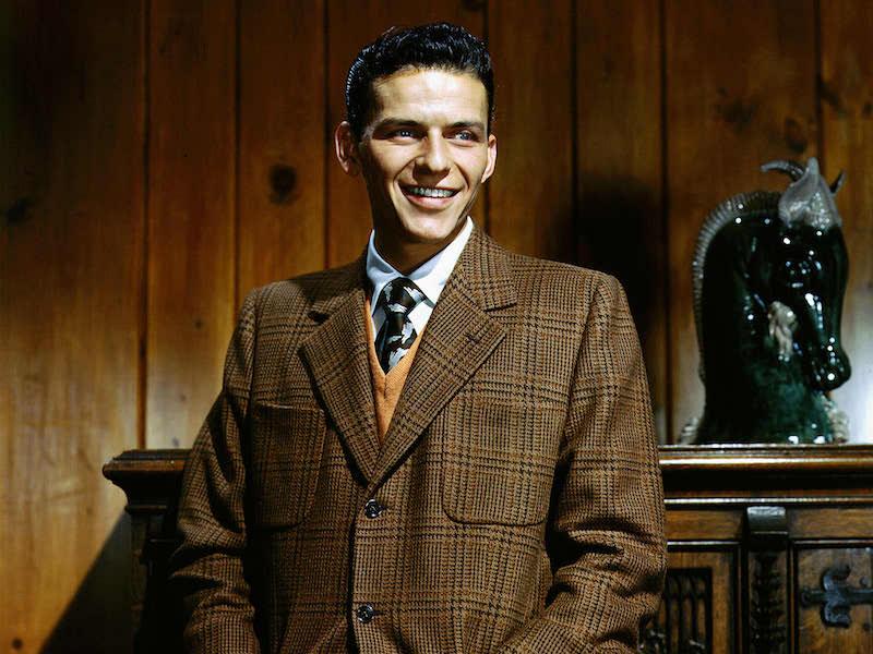 The     Rake, Frank Sinatra, Young