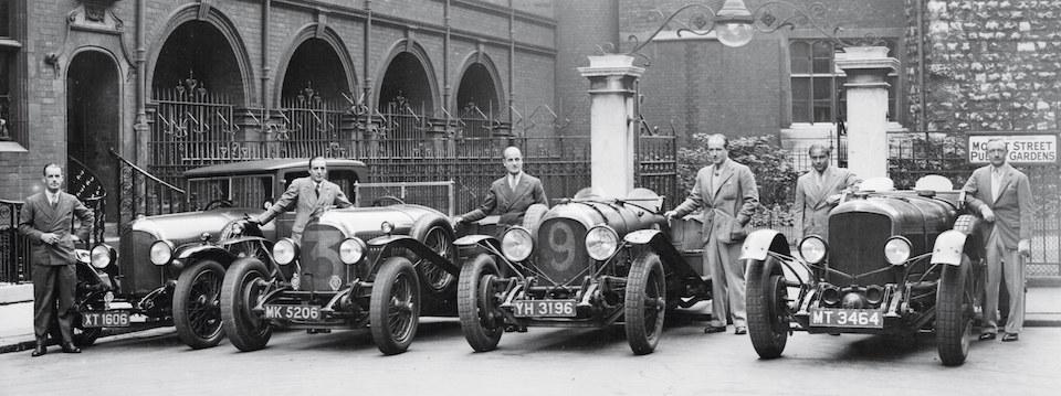 The Rake, Bentley, Woolf Barnato