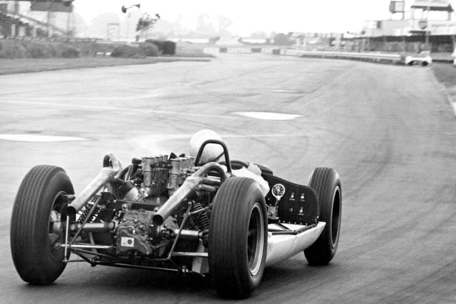 The     Rake, Bruce McLaren
