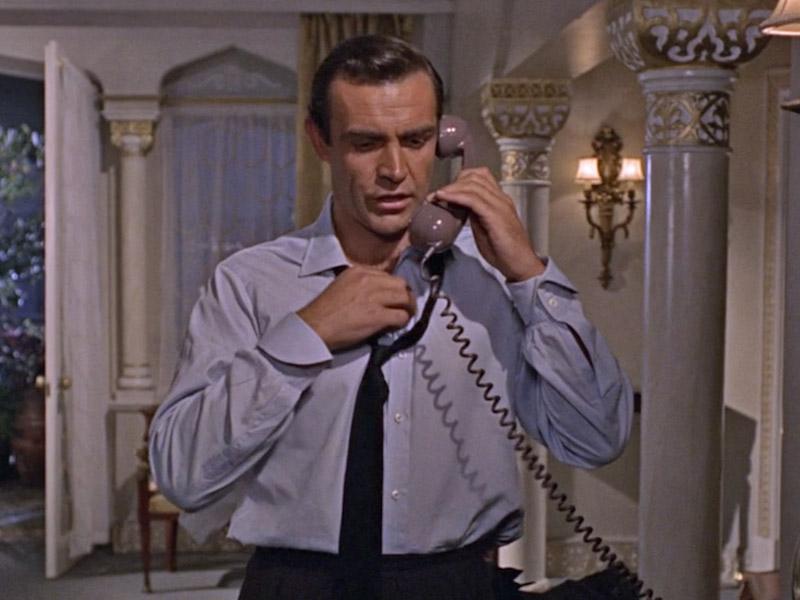 The       Rake, Dr No, James Bond