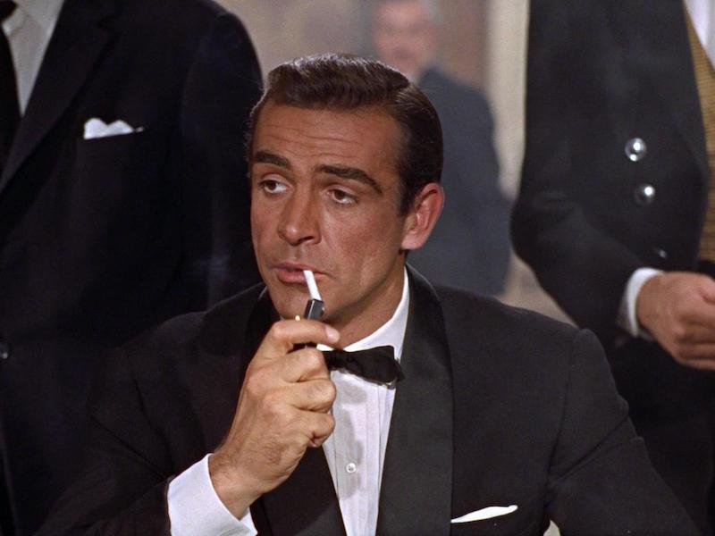 The Rake, Sean Connery James Bond