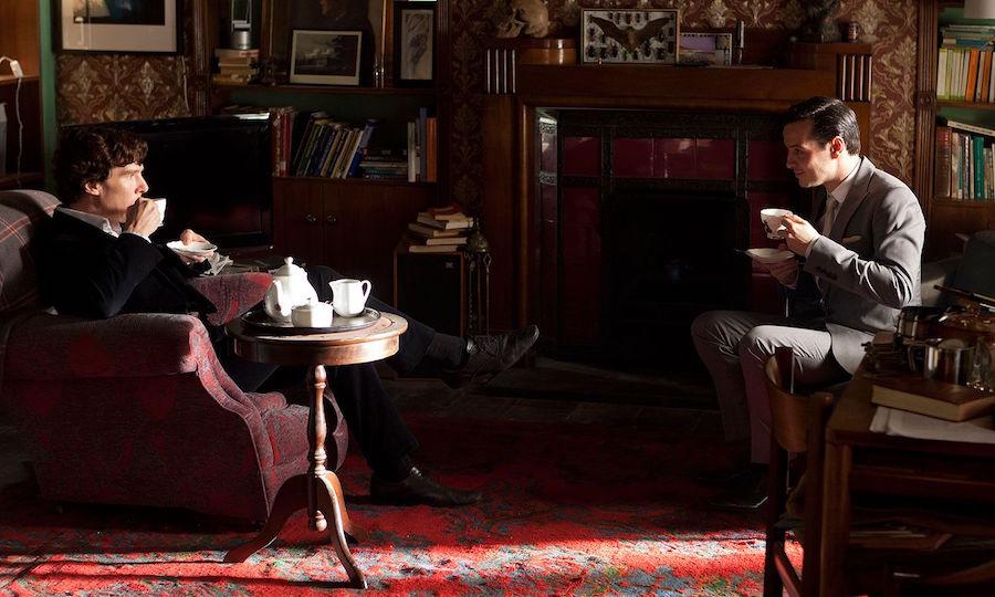 The     Rake, Sherlock Holmes