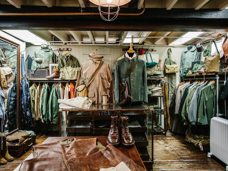 Vintage Clothing UK