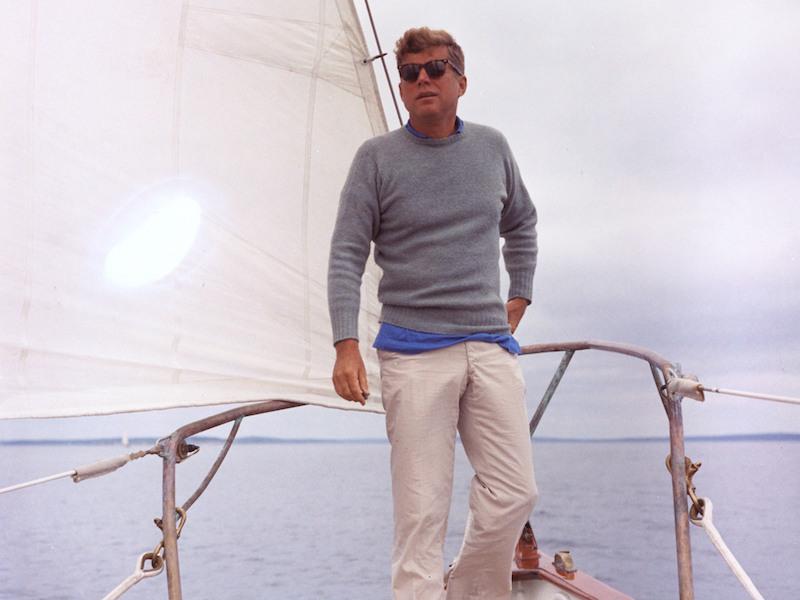 The Rake,       Knitwear, JFK