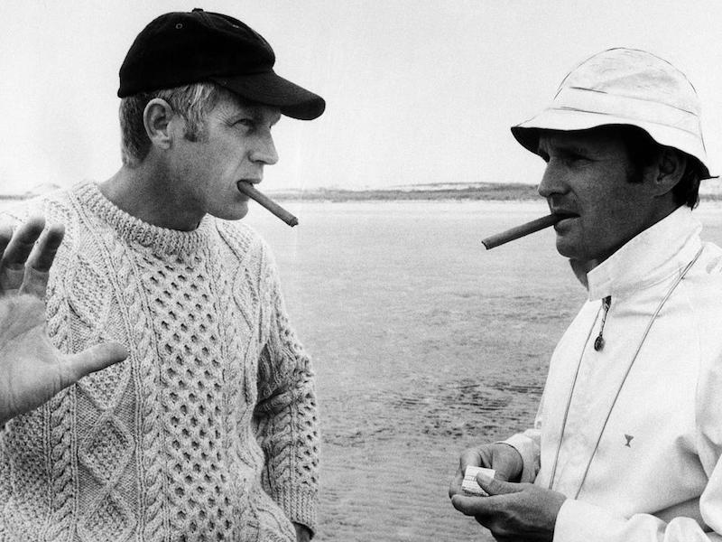 The Rake,       Knitwear, Steve McQueen