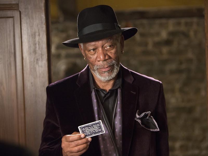 The       Rake, Morgan Freeman, Hats