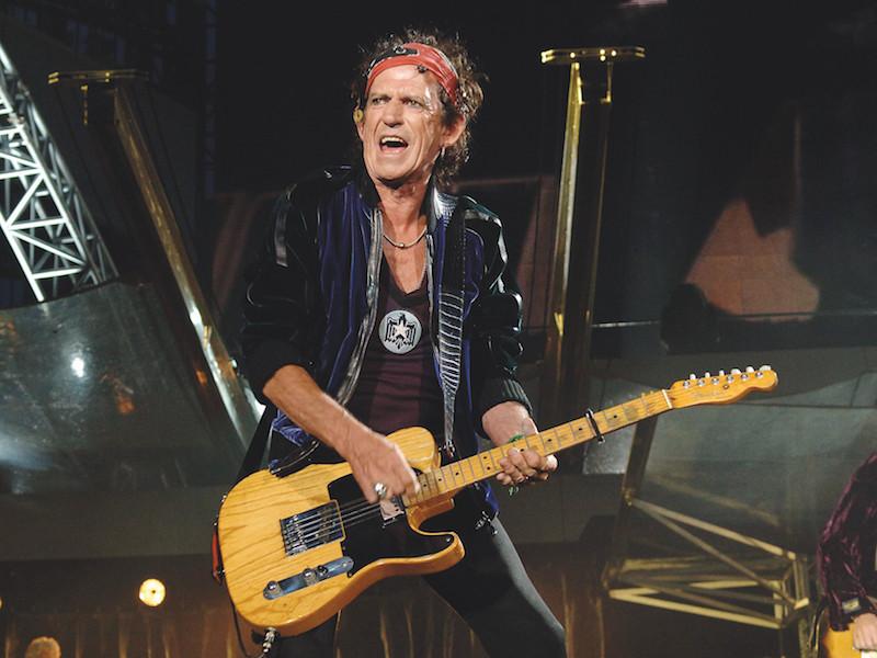 The Rake,     Keith Richards