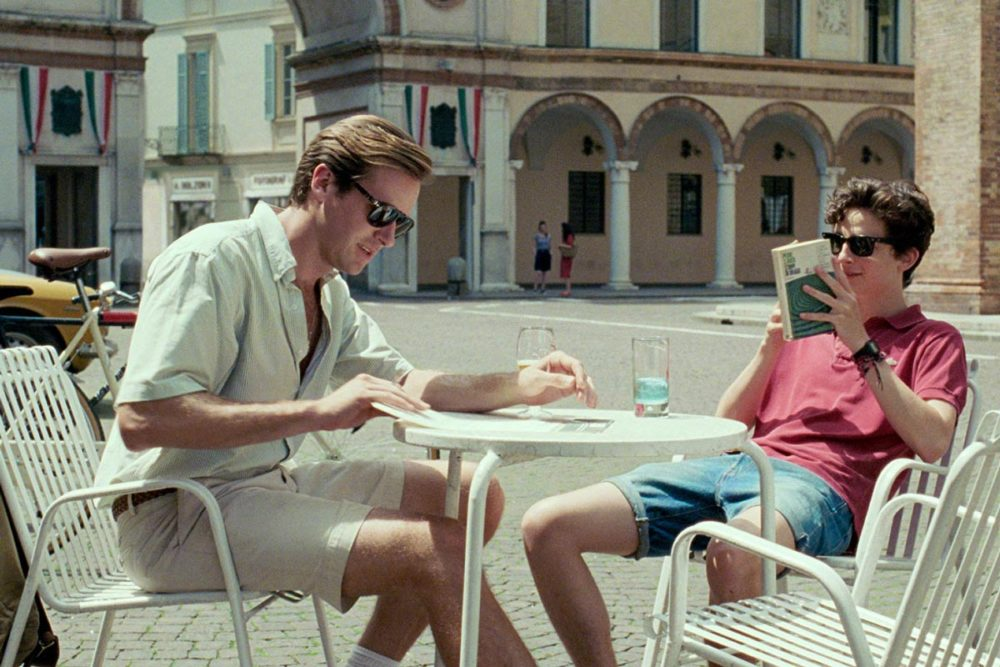 Call Me By Your Name, The Rake, Oliver, Armie Hammer, Style