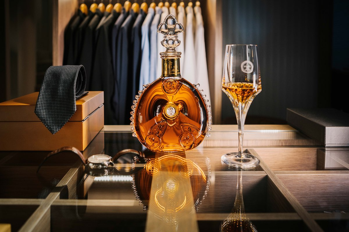 Louis Xiii The King S Cognac The Rake