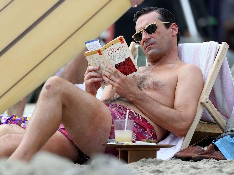 """Semi-Exclusive... Jon Hamm & Jessica Pare Film """"Mad Men"""" In Hawaii"""