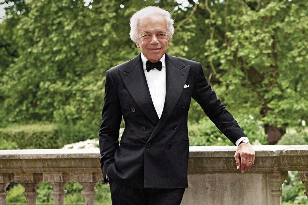 Why the World Needs Ralph Lauren Now More