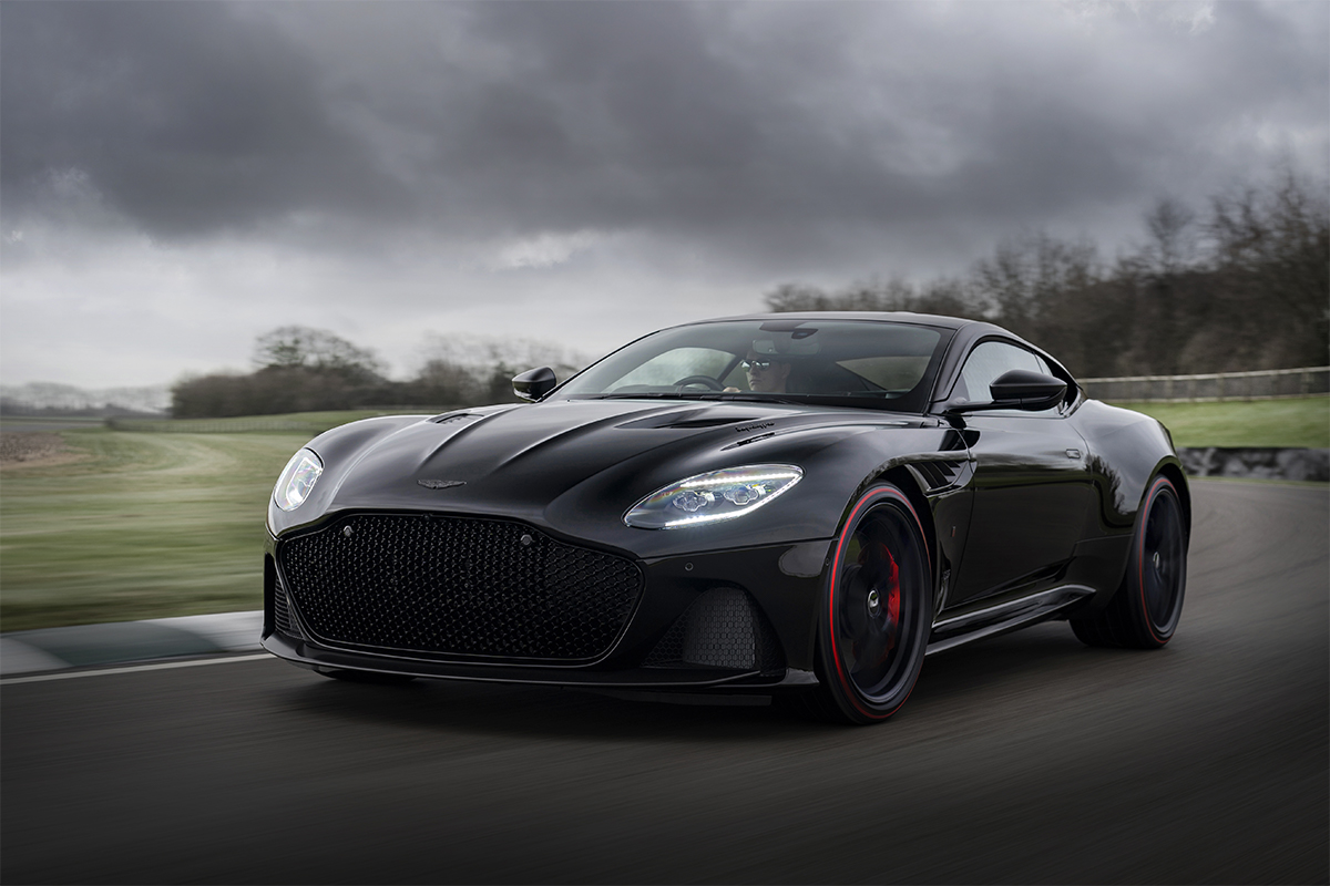 Meet The Brute In A Suit Aston Martin X Tag Heuer The Rake