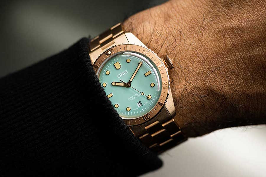 Oris       Divers Sixty-Five Collection